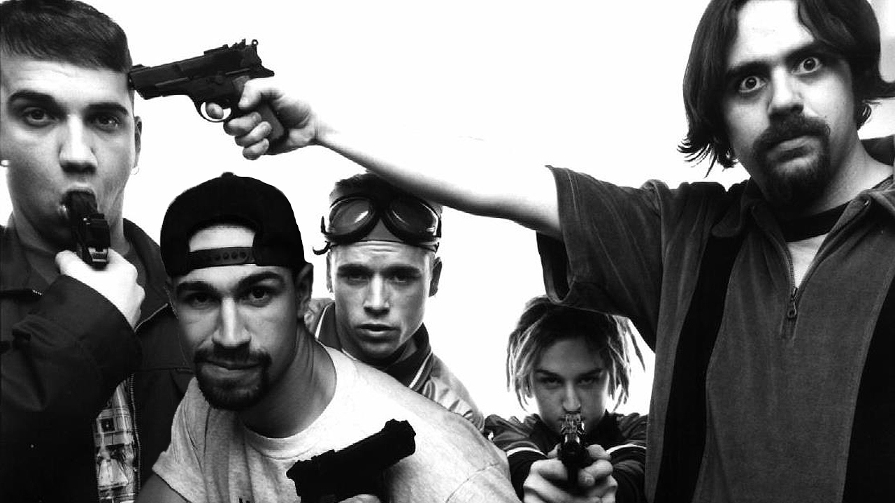 169   Bloodhound Gang   Home Theater Backdrops Wallpapers 1280x720
