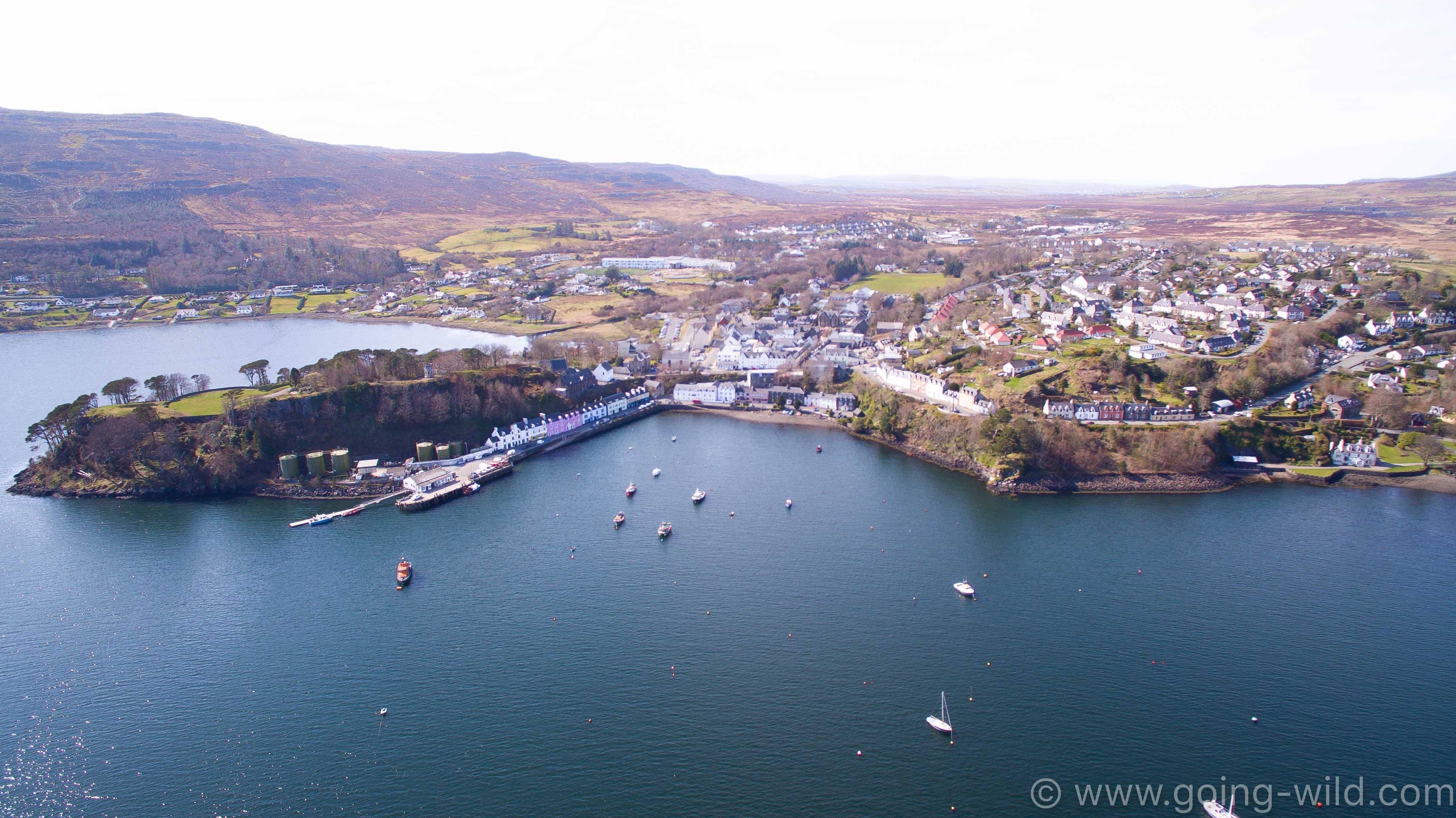 Boat Trips Stardust Portree Isle of Skye 3992x2242
