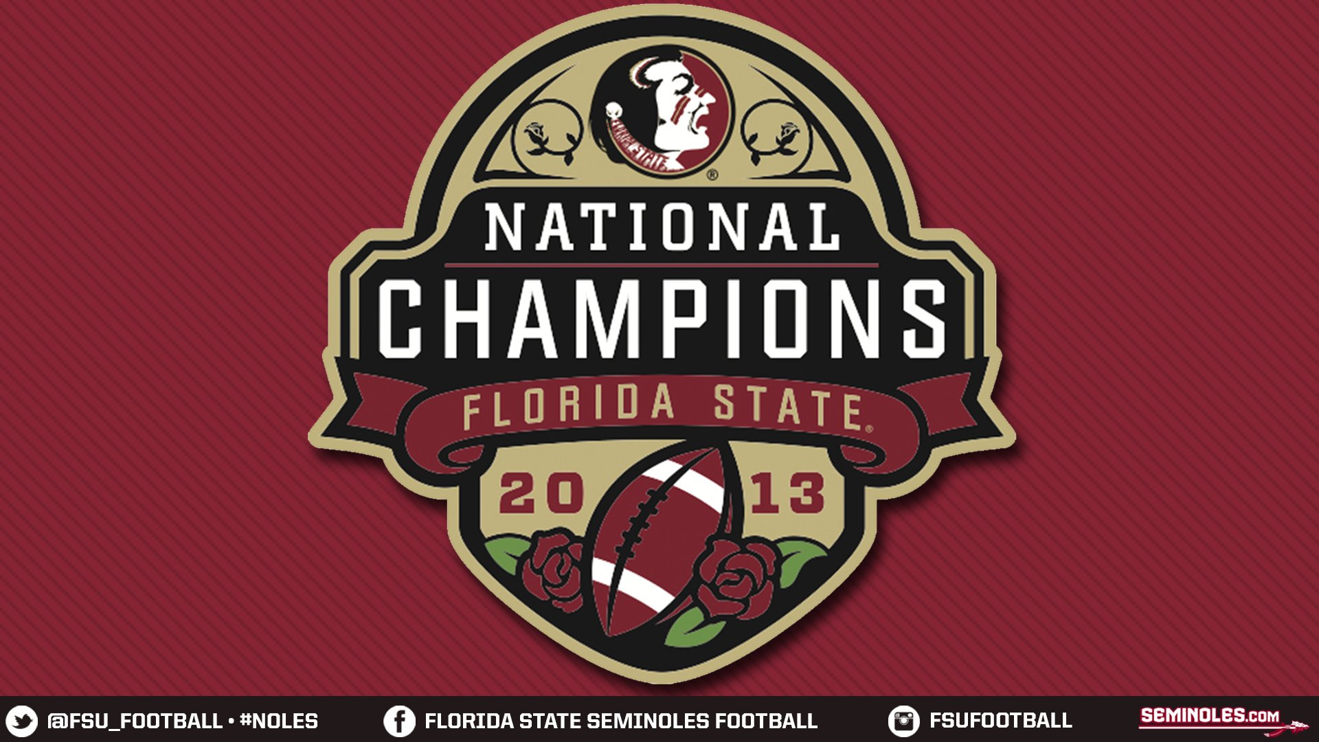 Cool Fsu Football Logo Florida state wallpaper 1920x1080