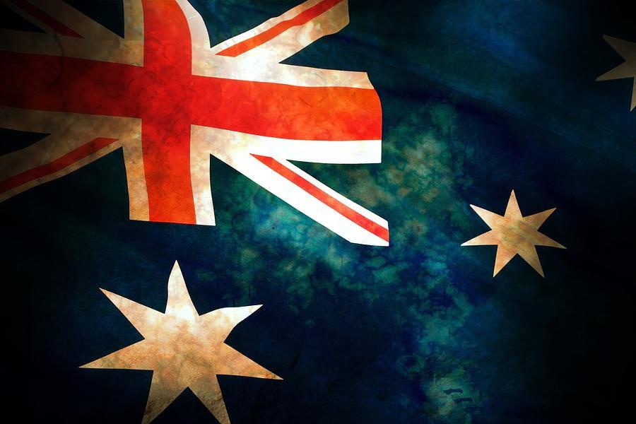 Flags Australia Art Design HD Wallpaper Deskto 5199 Wallpaper 900x600