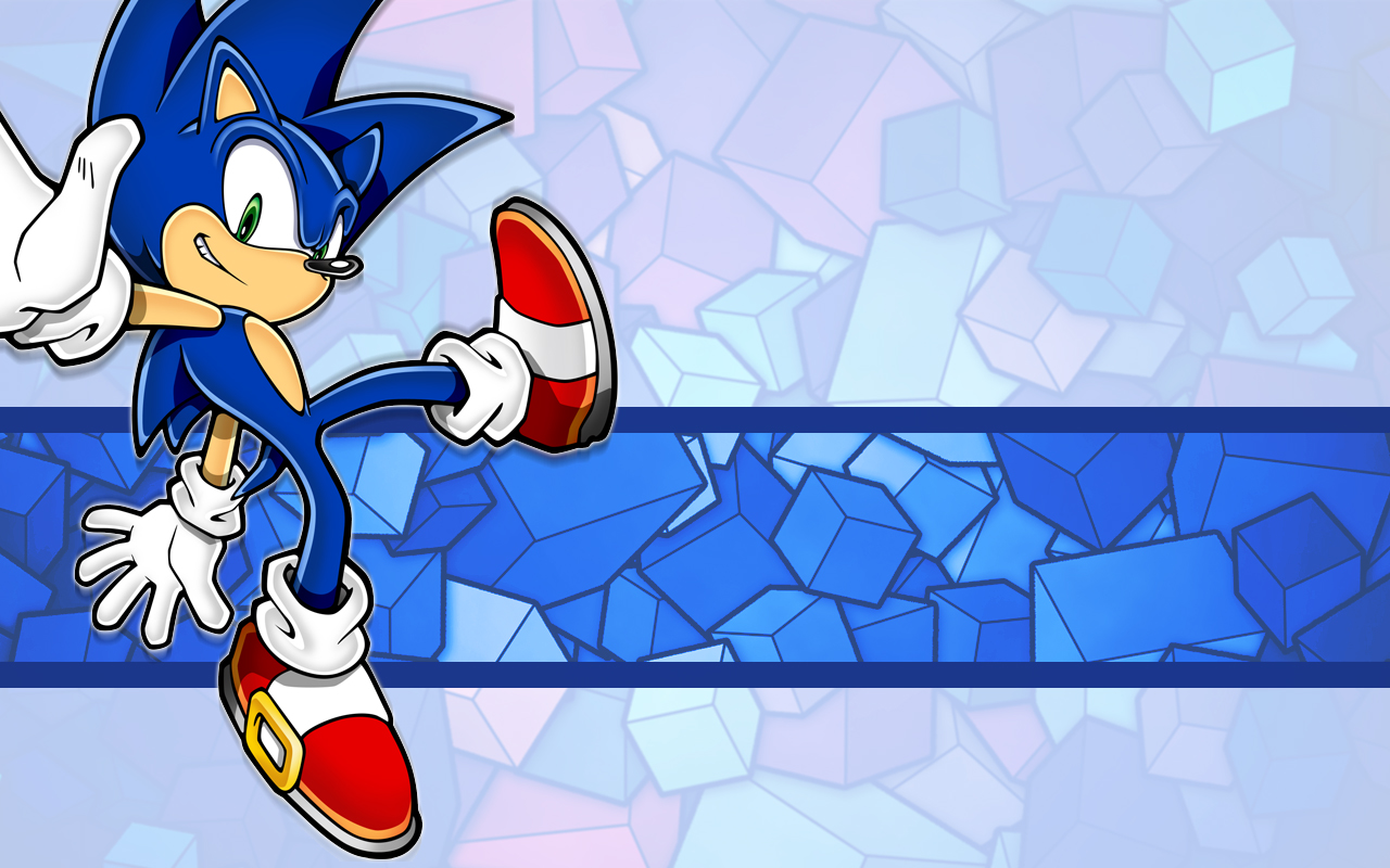 Sonic Backgrounds WallpaperSafari