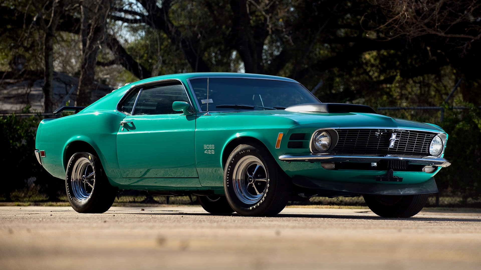 Cars Muscle Wallpaper 1920x1080 Cars Muscle Cars Boss Vehicles 1920x1080