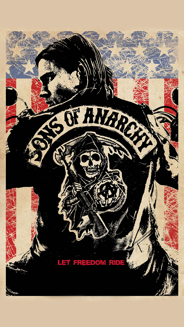 sons of anarchy wallpaper iphone wallpapersafari