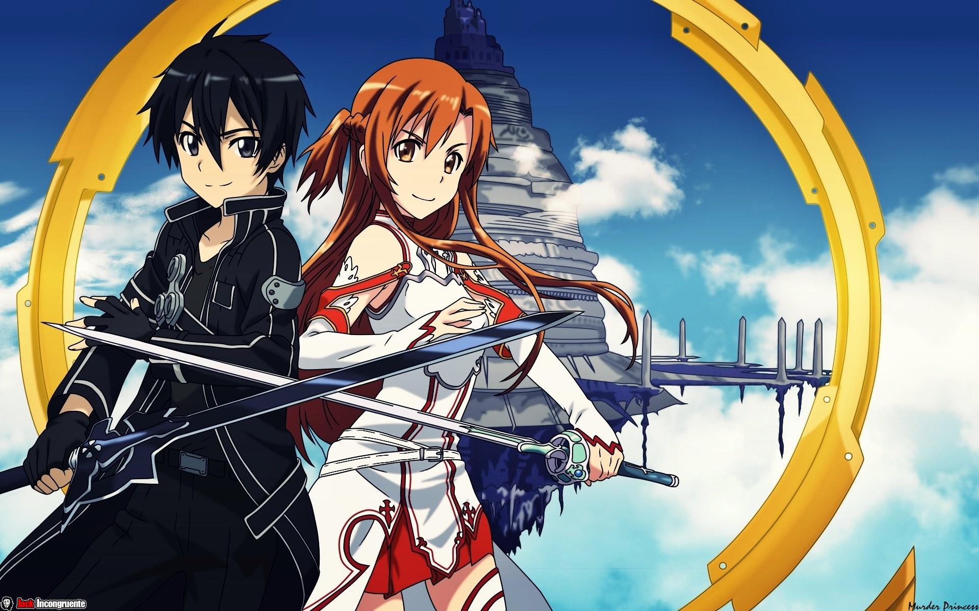 Anime SAO The Phantom Bullet Arc   Season Two 2014 1920x1200
