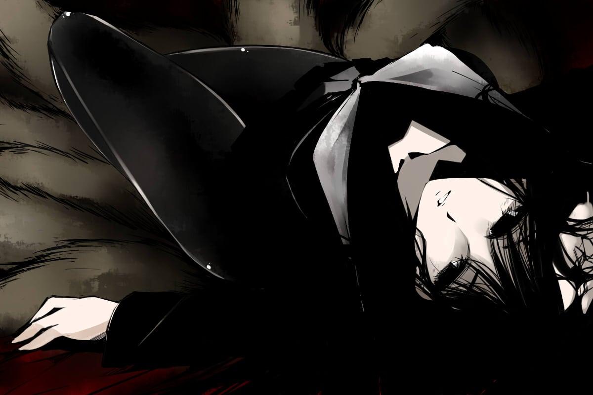 Dark Anime Wallpaper Hd: [45+] Dark Anime Girl Wallpaper On WallpaperSafari