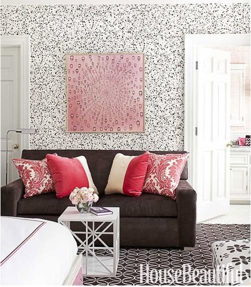 Dalmatian Print Wallpaper Thibaut Tanzania Wallpaper 502x573