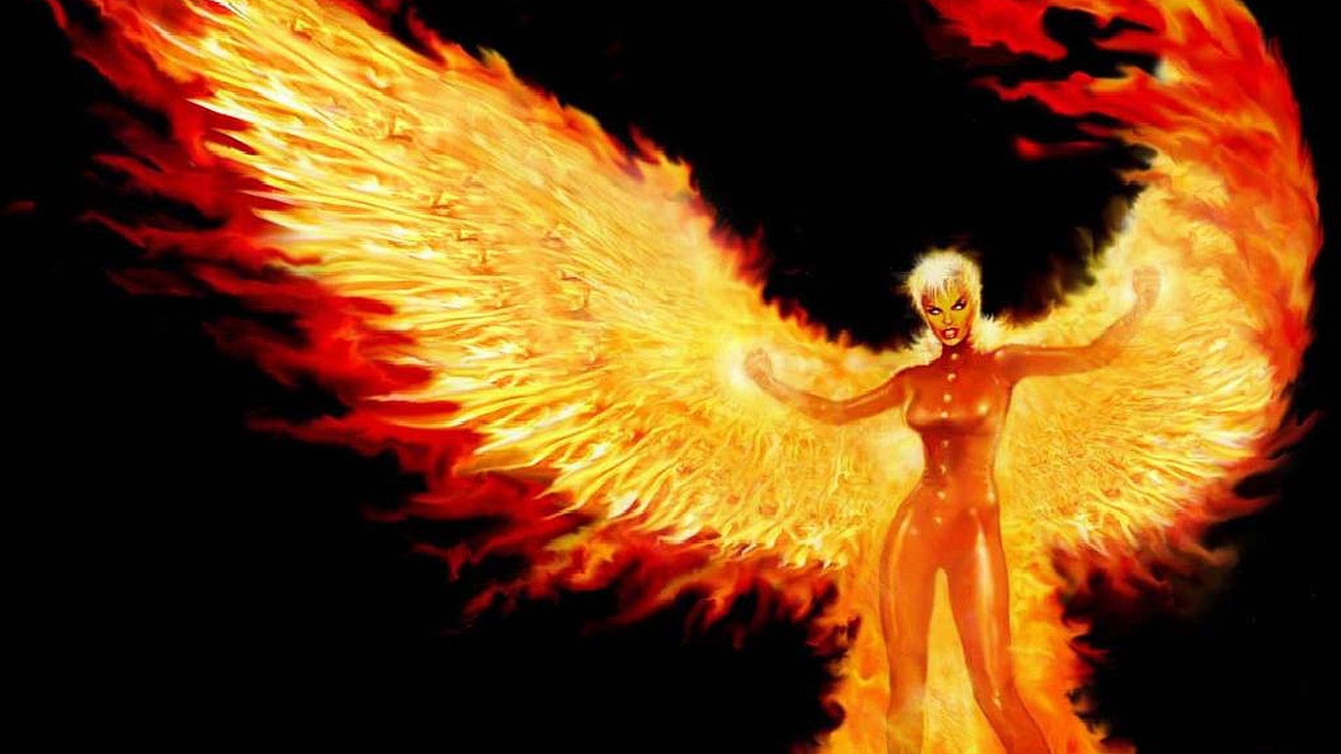 Comics   Phoenix Phoenix Wallpaper 1920x1080