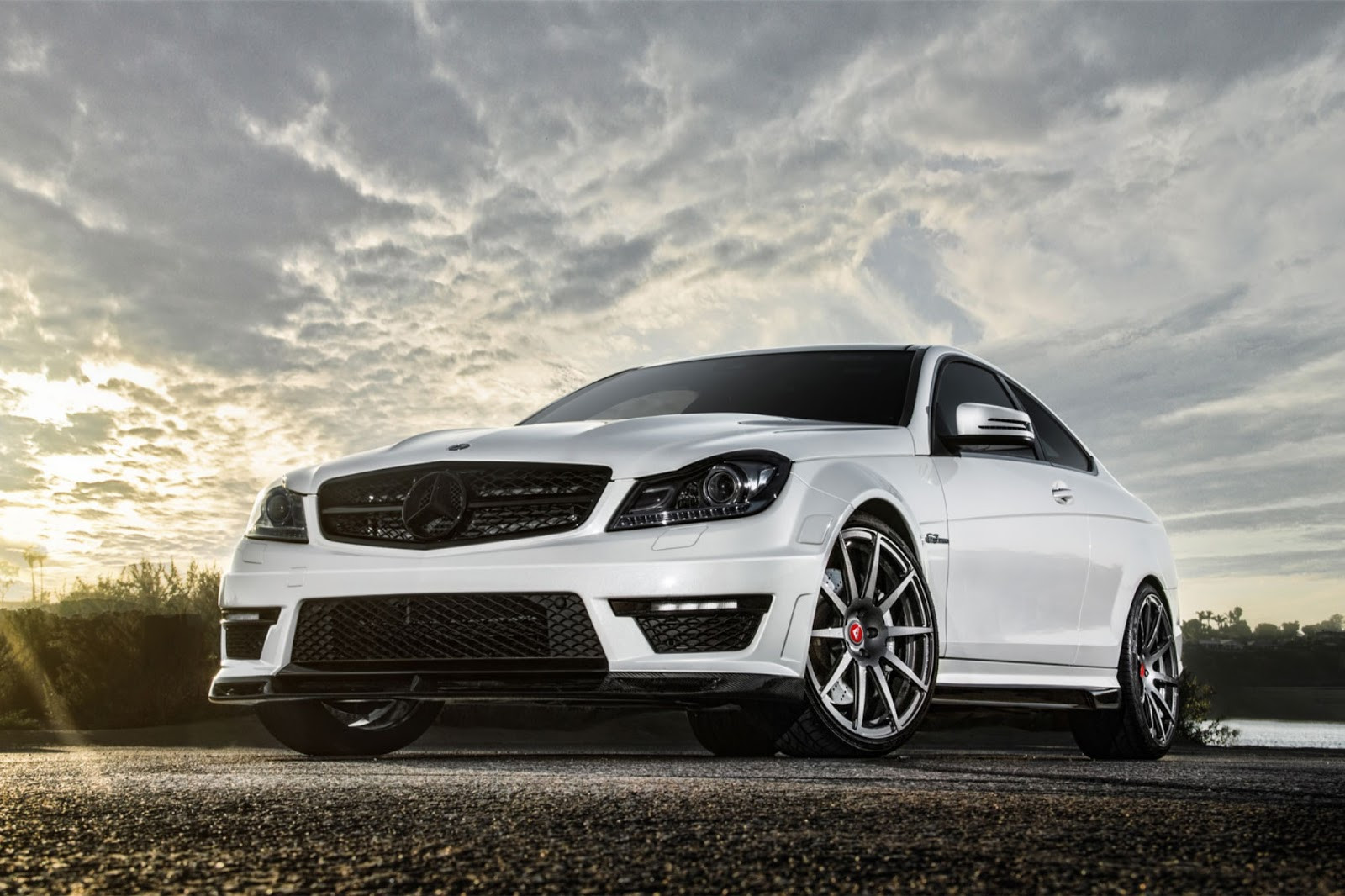 Mercedes Benz C63 HD Wallpapers Mercedes Benz C63 HD Wallpapers 1600x1066