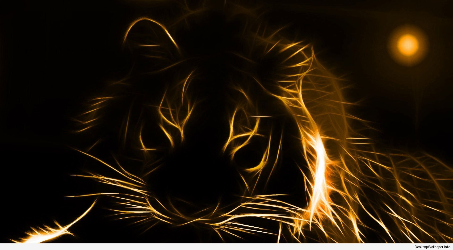 gold tiger wallpaper   httpdesktopwallpaperinfogold tiger 1920x1060