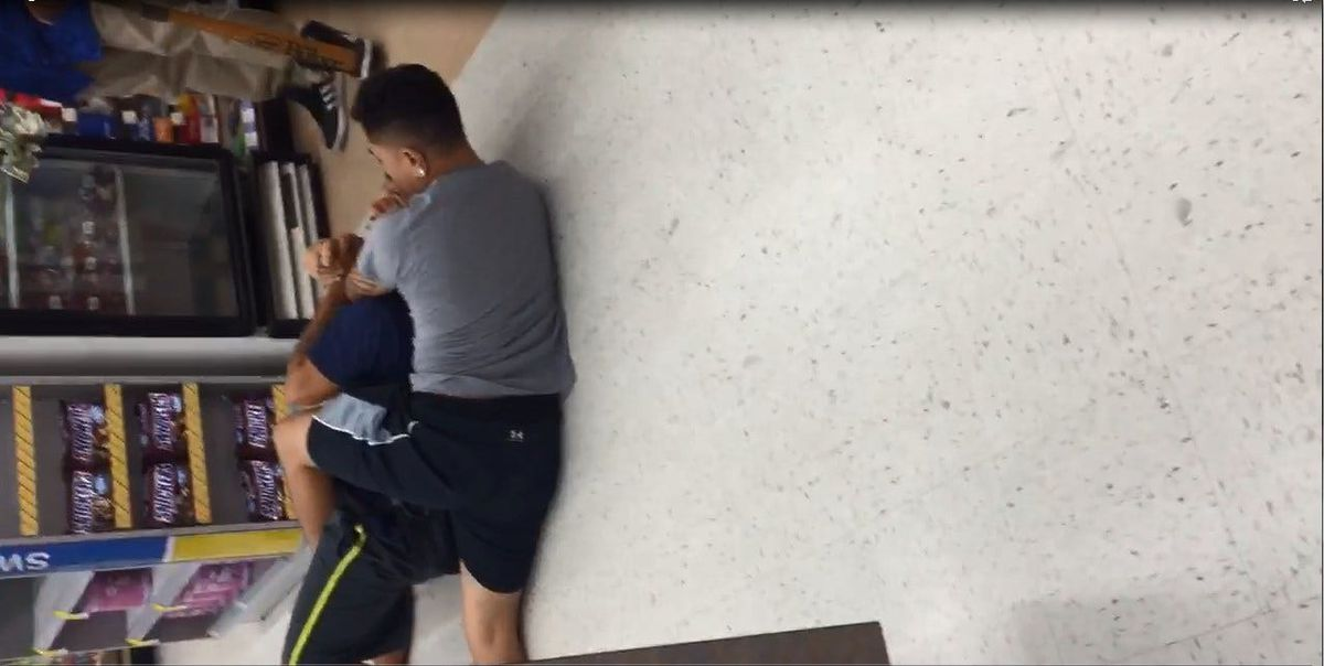 Kalihi shopper takes down suspected thief in epic rear naked 1200x604