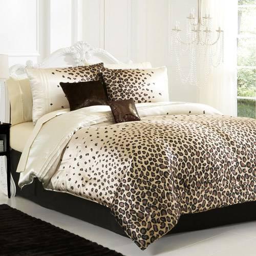 cheetah print bedroom ideas Home Designs Wallpapers 500x500