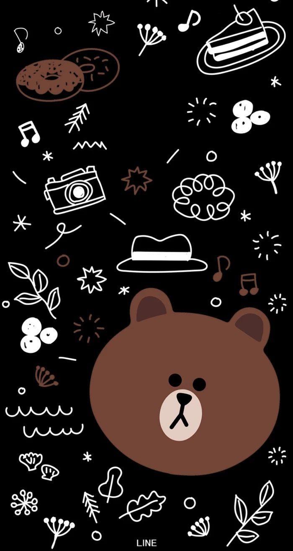 Download 76 Wallpaper Black Lucu Foto HD Gratid Wallpaper iphone 700x1313