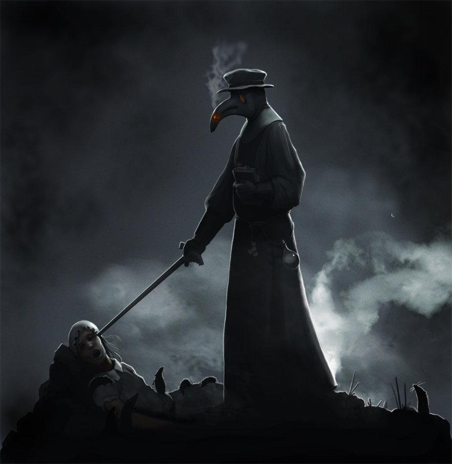 Plague by glooh 883x905