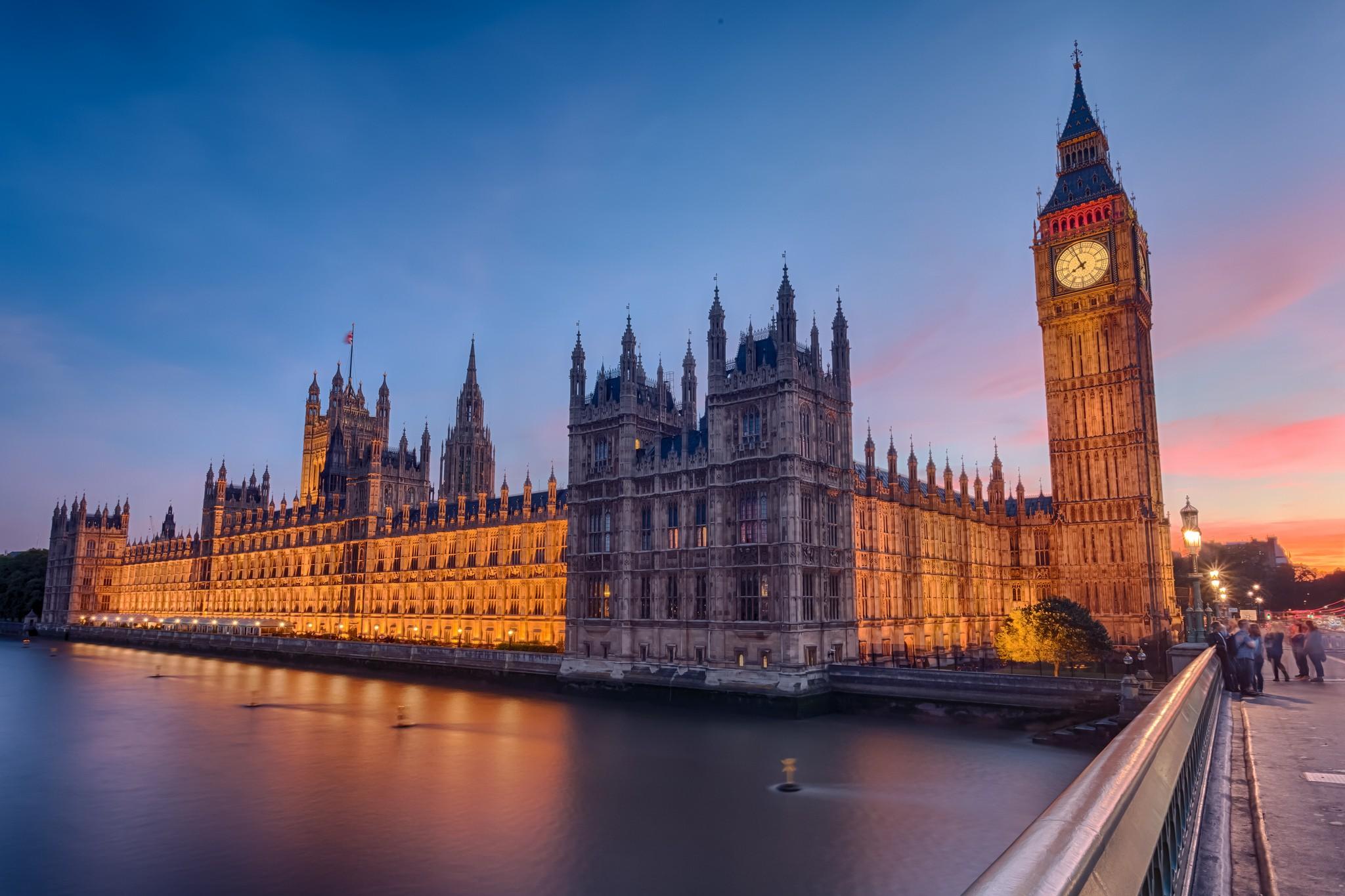 Free Download Paysage Ville Londres London Big Ben Uk