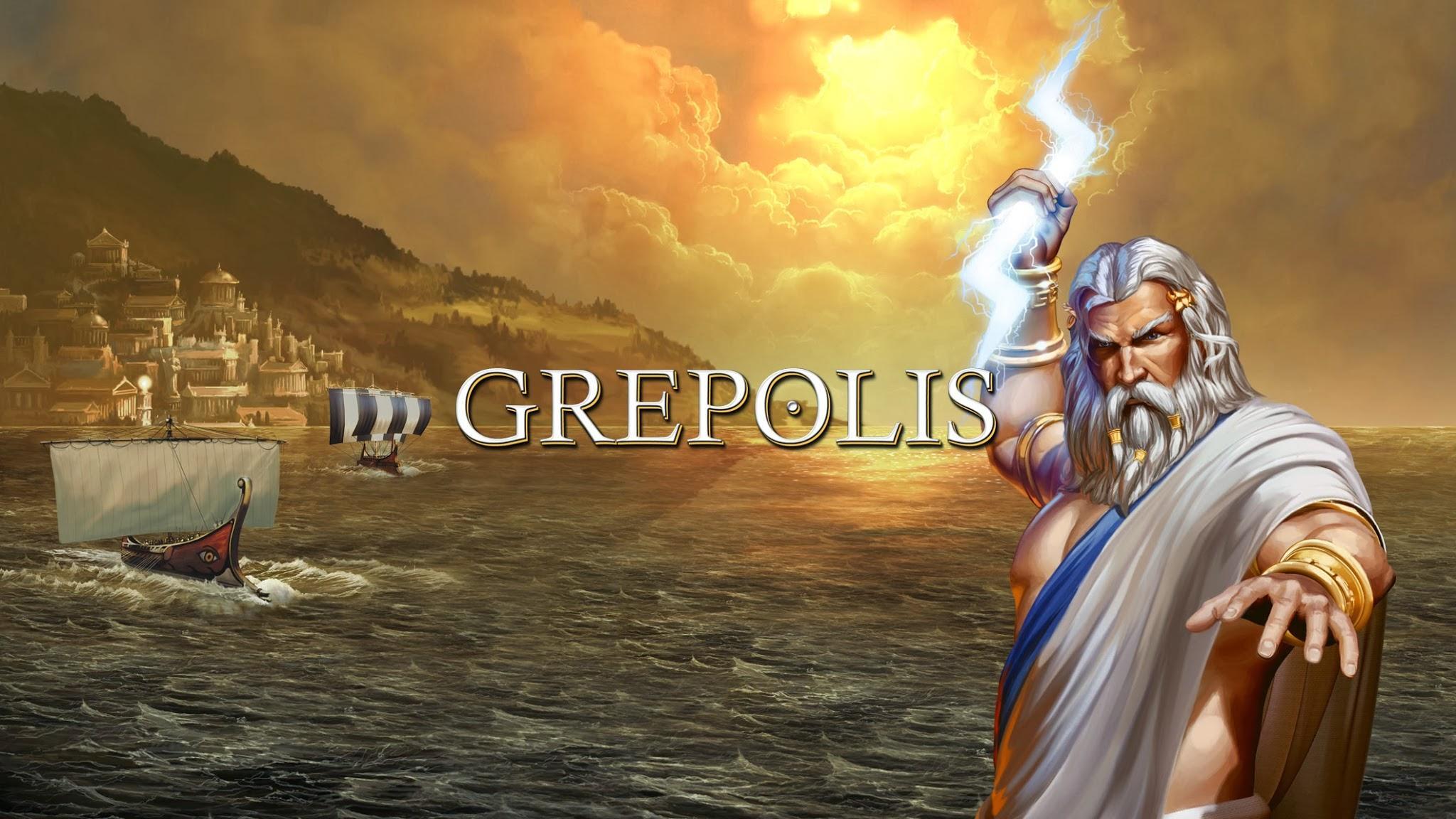Grepolis 2048x1152