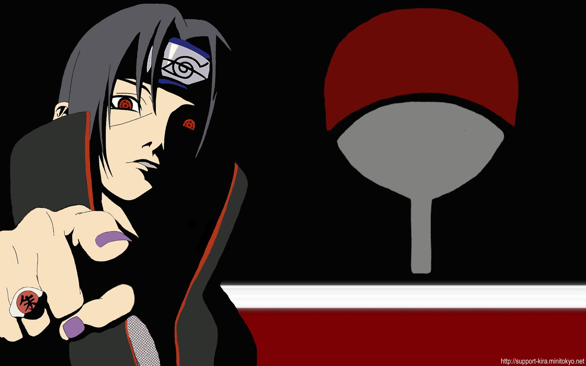 Naruto   Itachi Uchiha Wallpapers   HD Wallpapers 94996 1920x1200