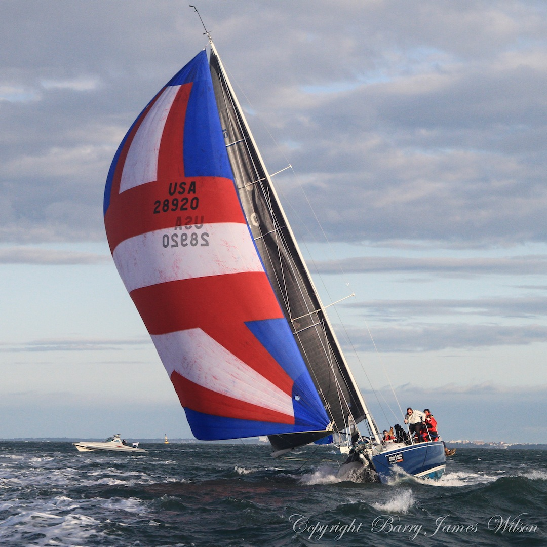 Racing Sailboat Wallpaper The island race a day to
