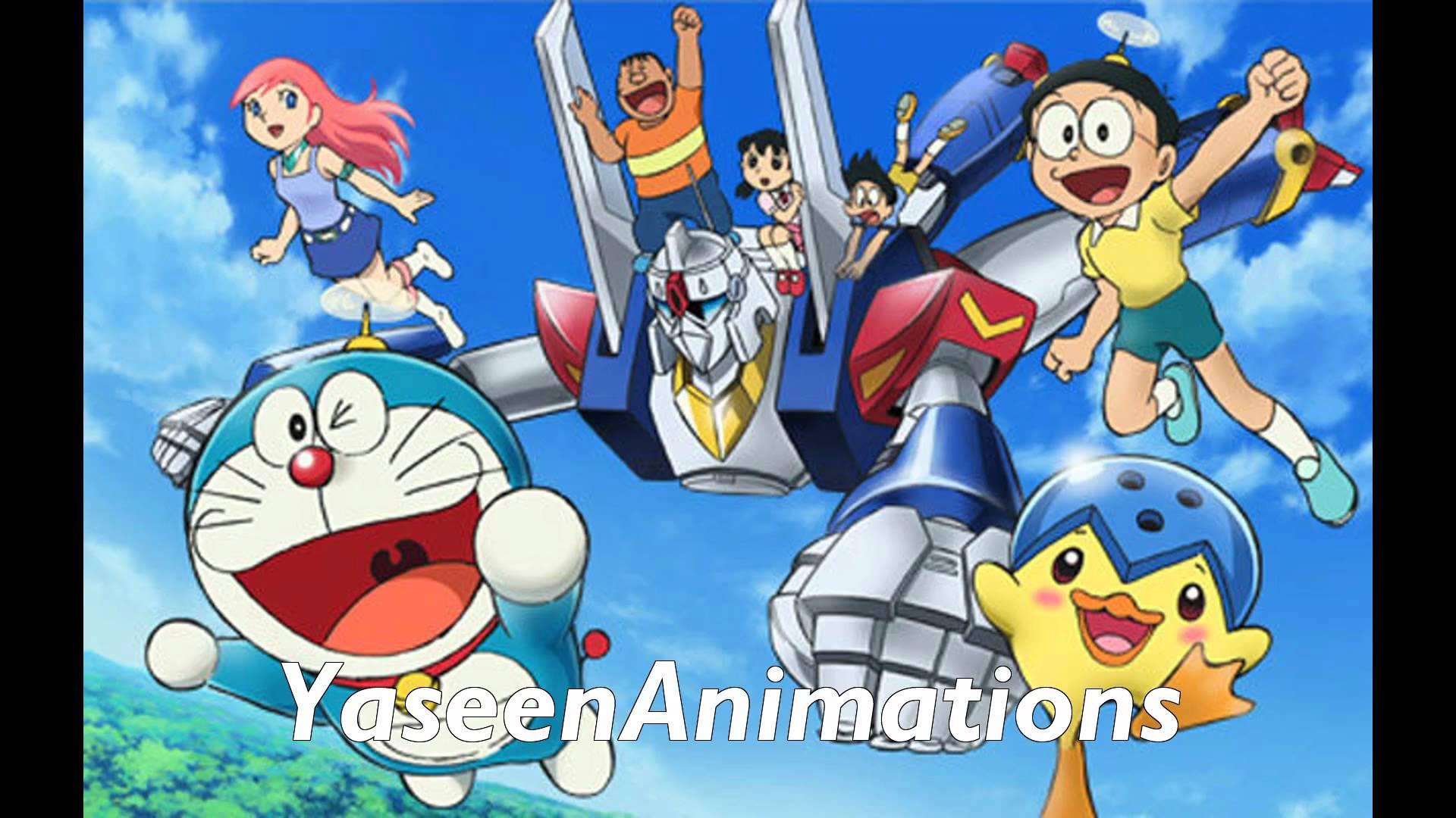 Doraemon 3D Wallpapers 2015 1920x1080