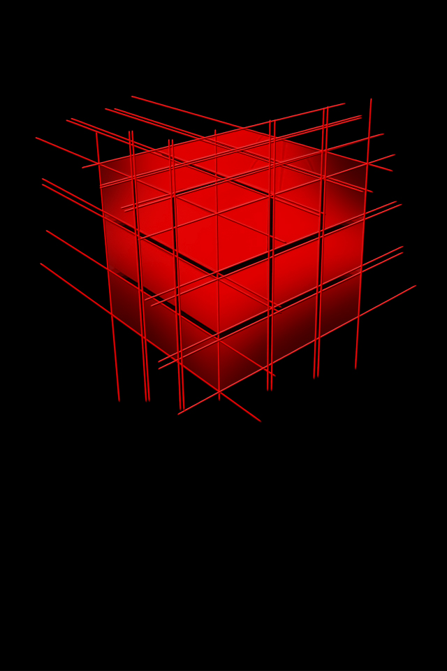 red black cubes iphone wallpaper iphone 3g wallpaper background and 640x960