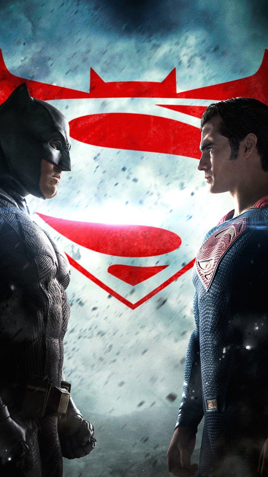 Batman V Superman iPhone Wallpaper 88 images 1080x1920