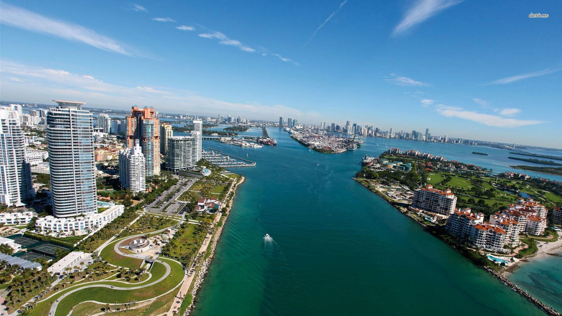 Islands in Miami wallpapers and images   wallpapers pictures photos 1920x1080