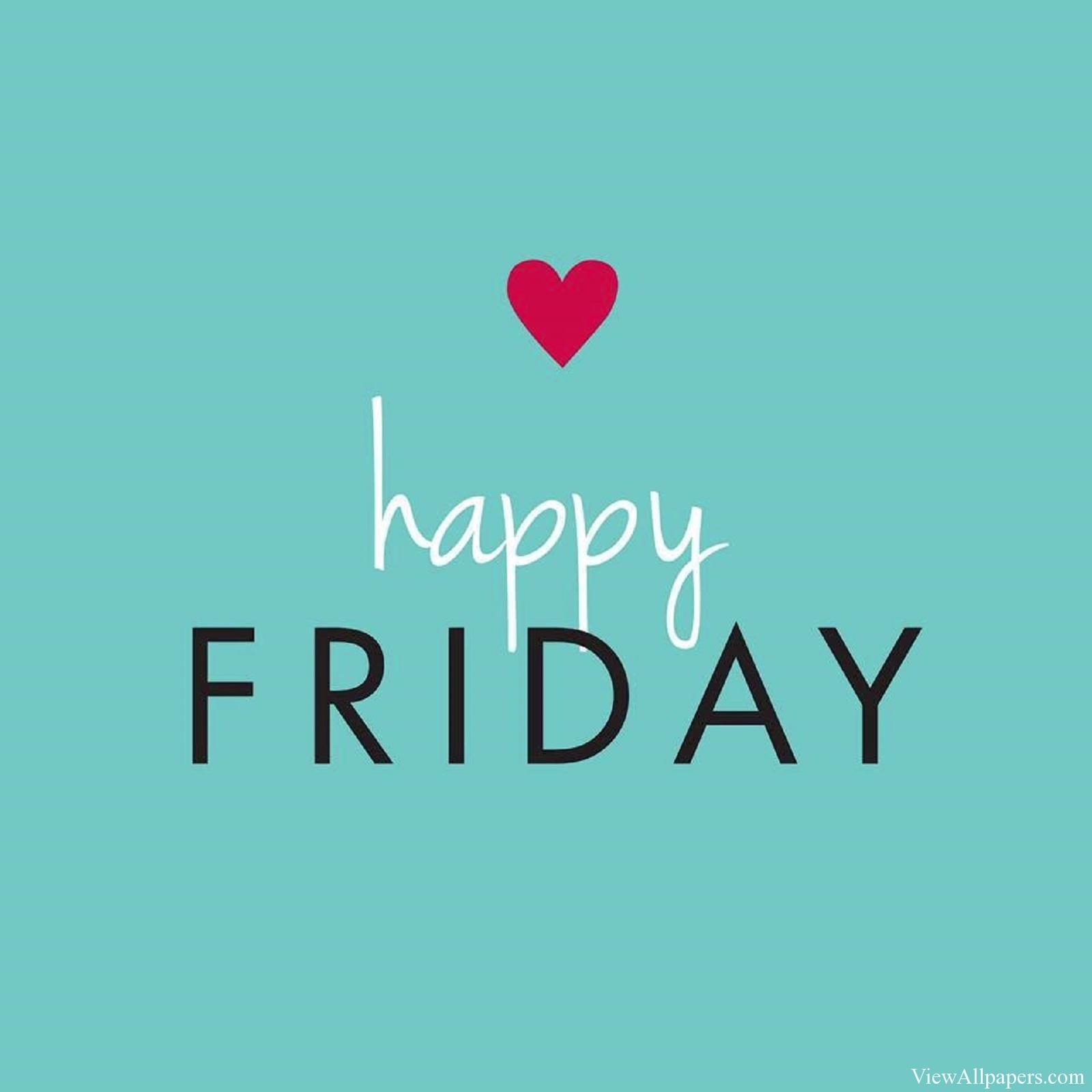 47+] Free Happy Friday Wallpaper on WallpaperSafari