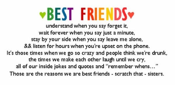Funny Weird Best Friend Quotes 10 Desktop Wallpaper   Funnypictureorg 600x292