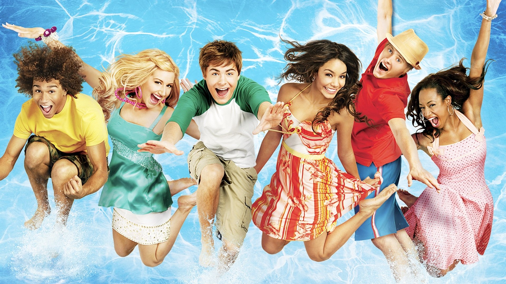 4 High School Musical 2 HD Wallpapers Background Images 1920x1080