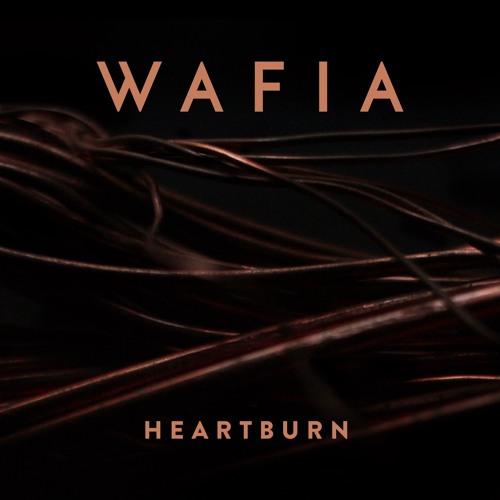 Wafia Heartburn The Pursuit Of Sound 500x500