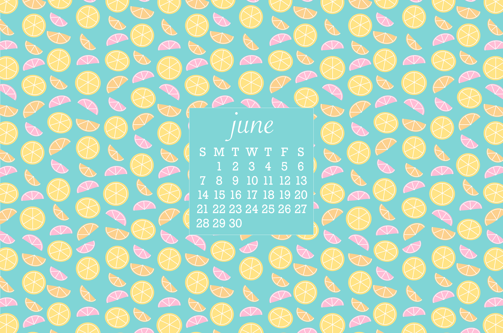 Kate Calendar Wallpaper : Desktop wallpapers calendar june wallpapersafari