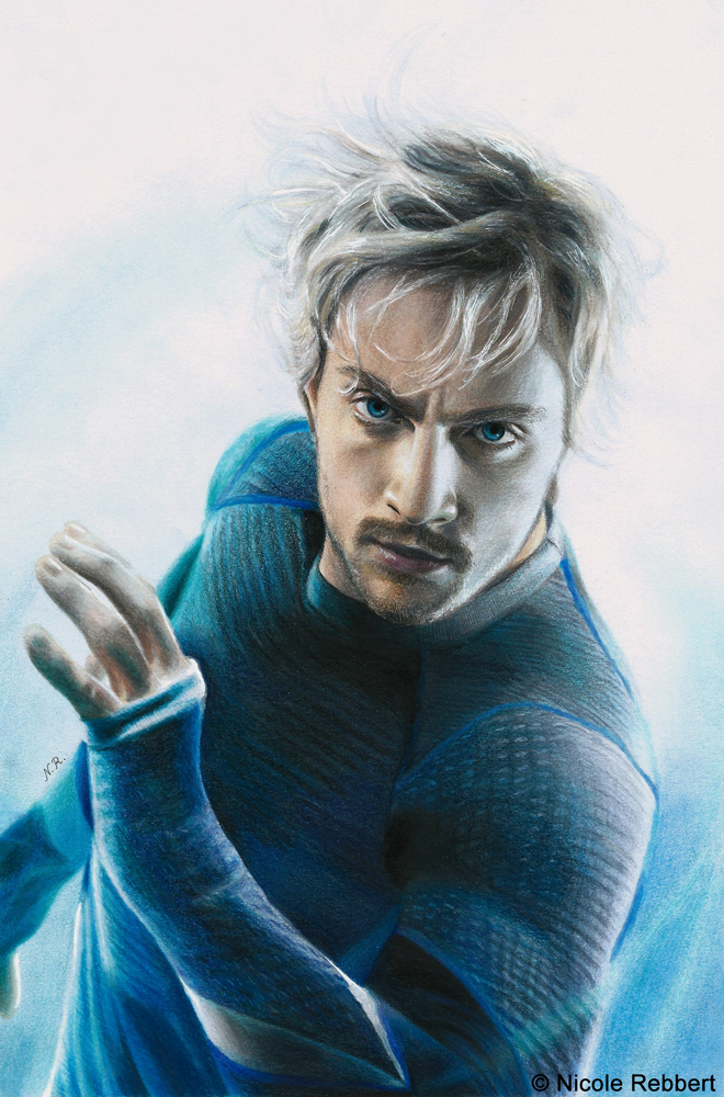 Quicksilver drawing by Quelchii 660x1000