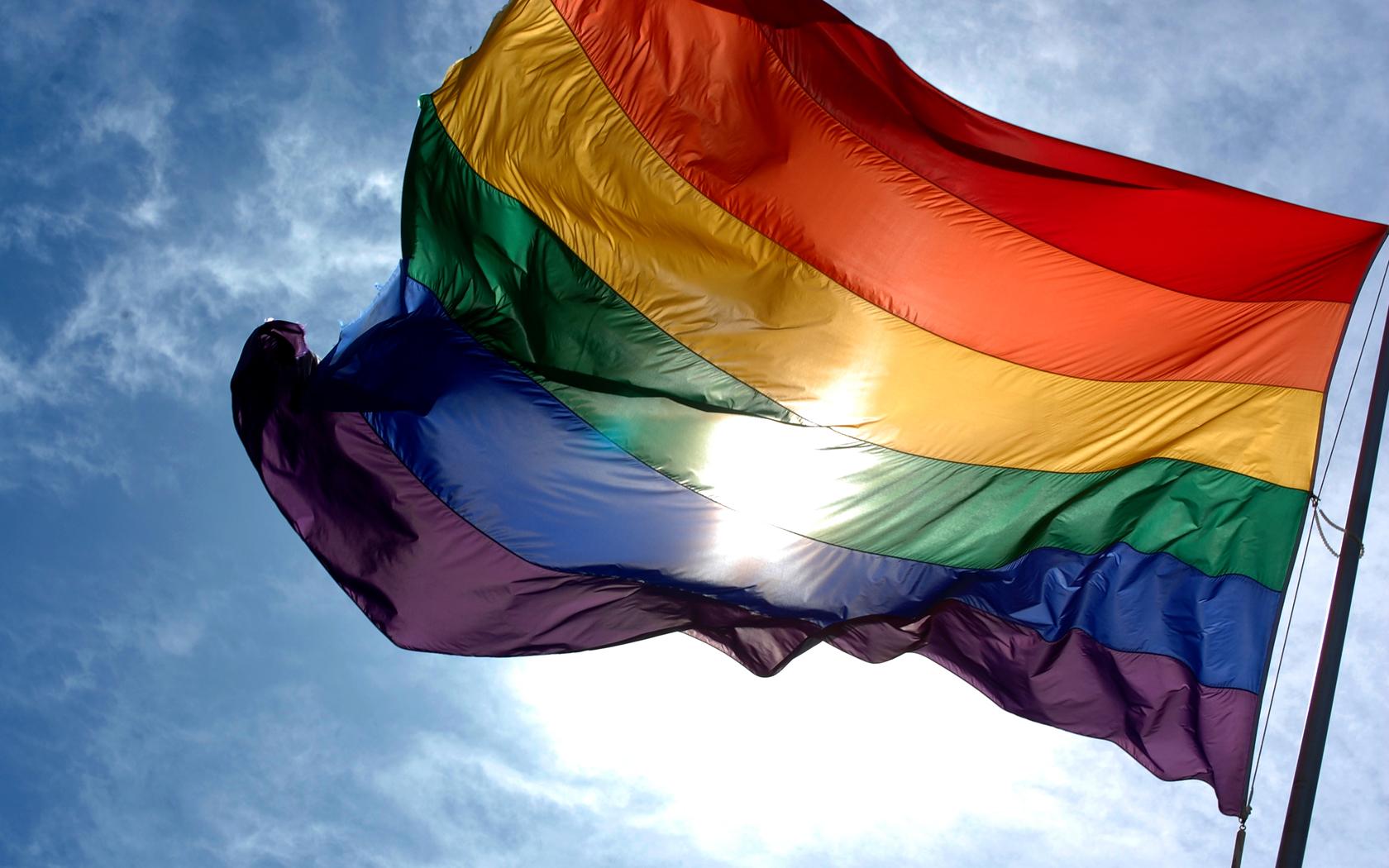 Gay Flags Wallpaper 1680x1050 Gay Flags Rainbows 1680x1050