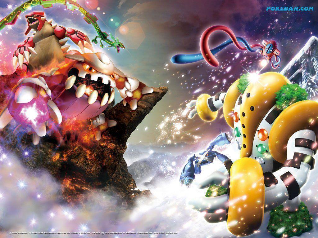 Every Legendary Pokemon Wallpapers   Top Every Legendary 1024x768