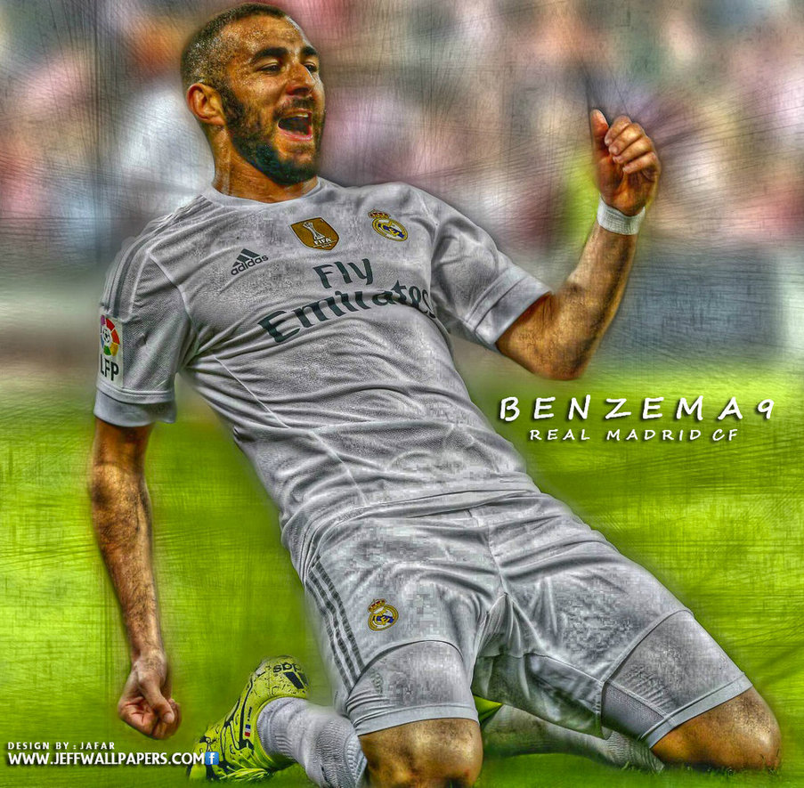 download KARIM BENZEMA by jafarjeef [903x885] for your 903x885