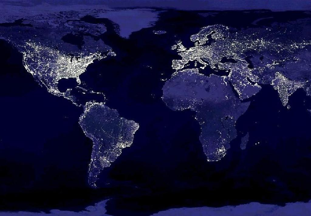 earth at night desktop backgrounds share this cool desktop background 1024x712