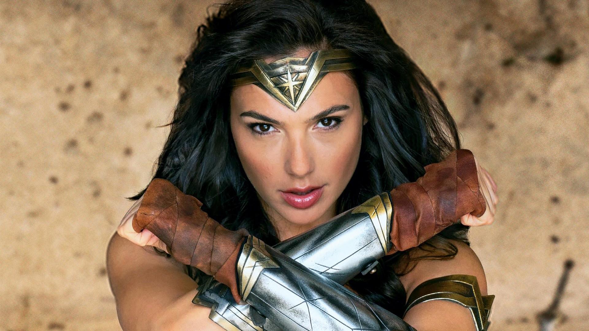 Wonder Woman Movie Gal Gadot Wallpaper   Wallpaper Stream 1920x1080