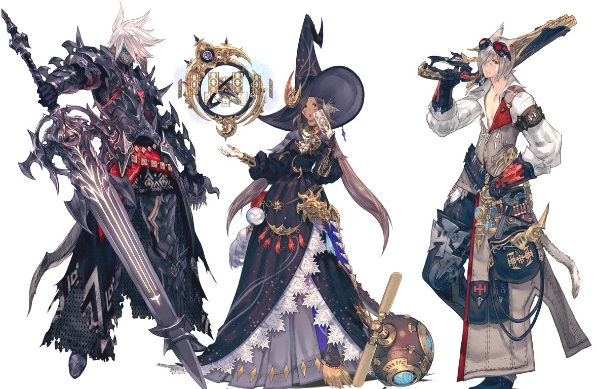 Final Fantasy Forums   UPDATED Heavensward FFXIV info roundup from 1177x768