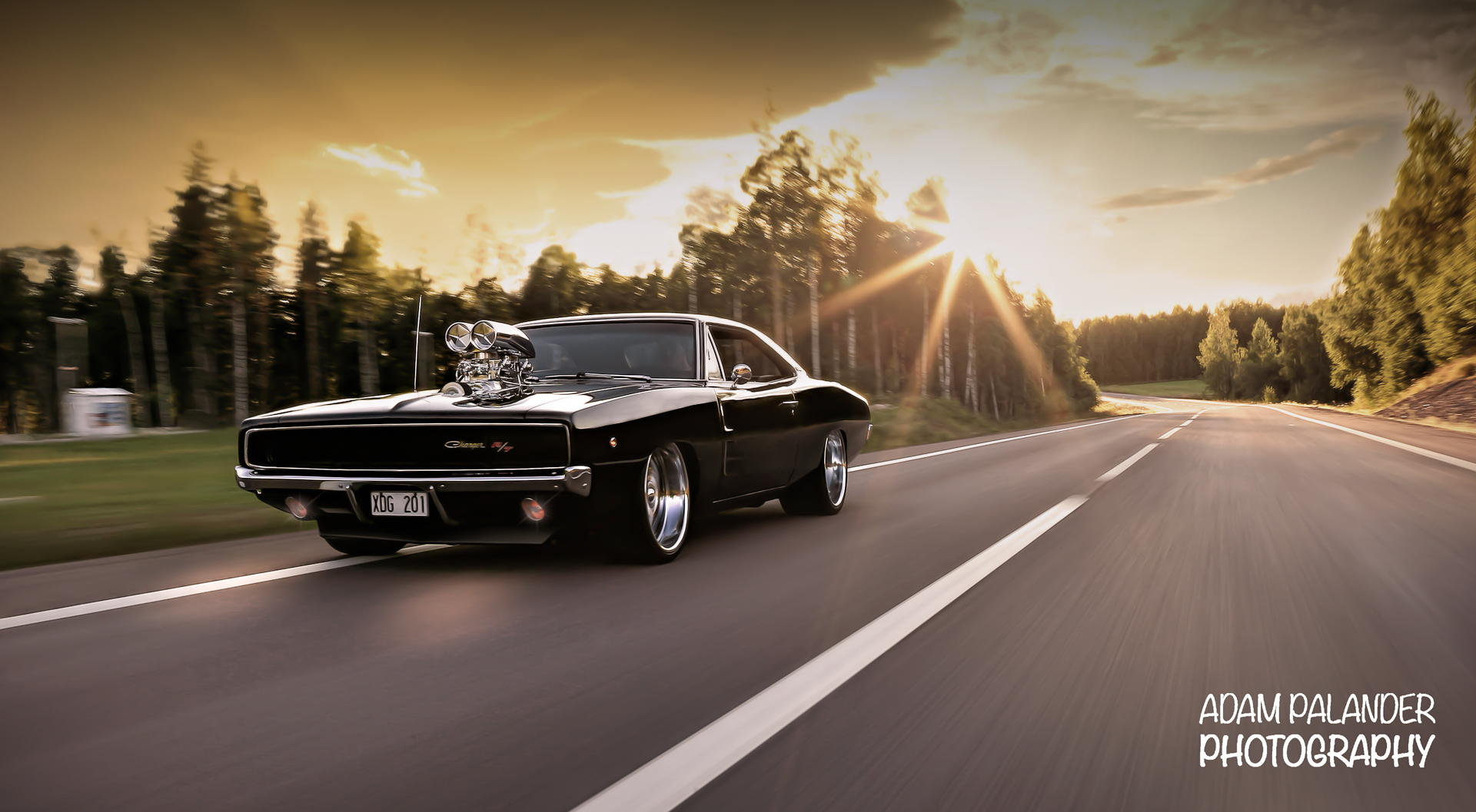 32+] 1968 Dodge Charger Wallpapers on