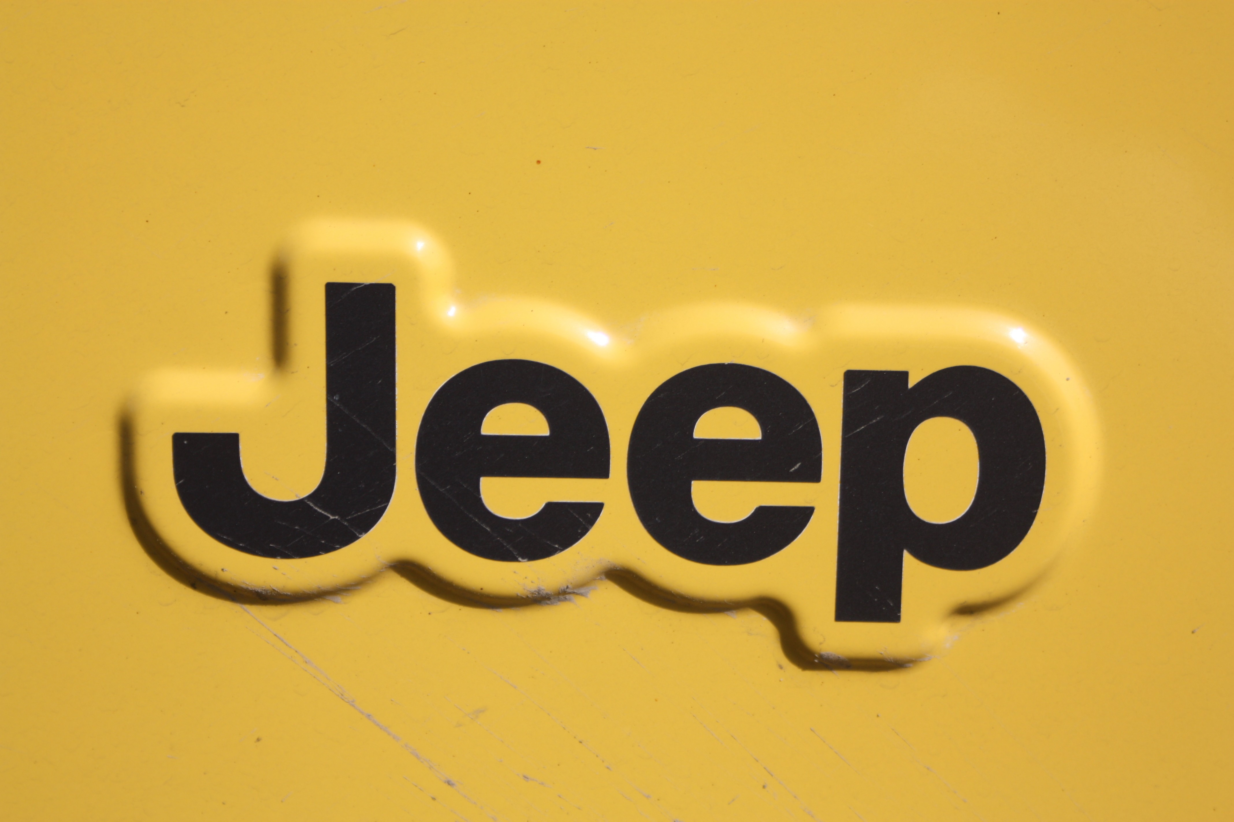 Jeep Logo Wallpapers 4272x2848