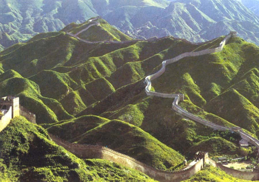 The Great Wall of China   Crystalinks 900x635