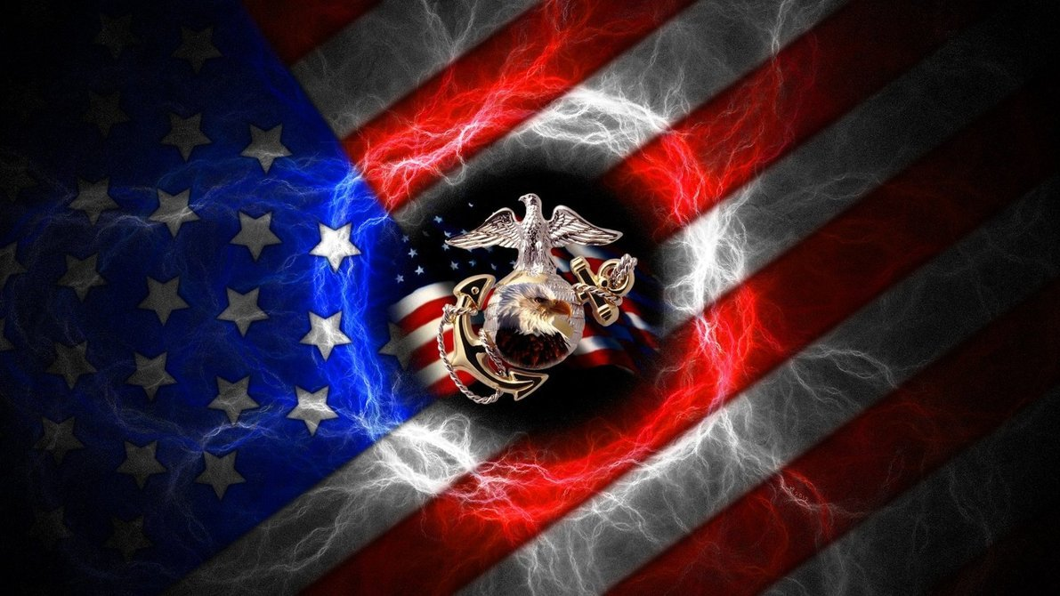 Cool usmc wallpaper wallpapersafari for Marine corps powerpoint templates