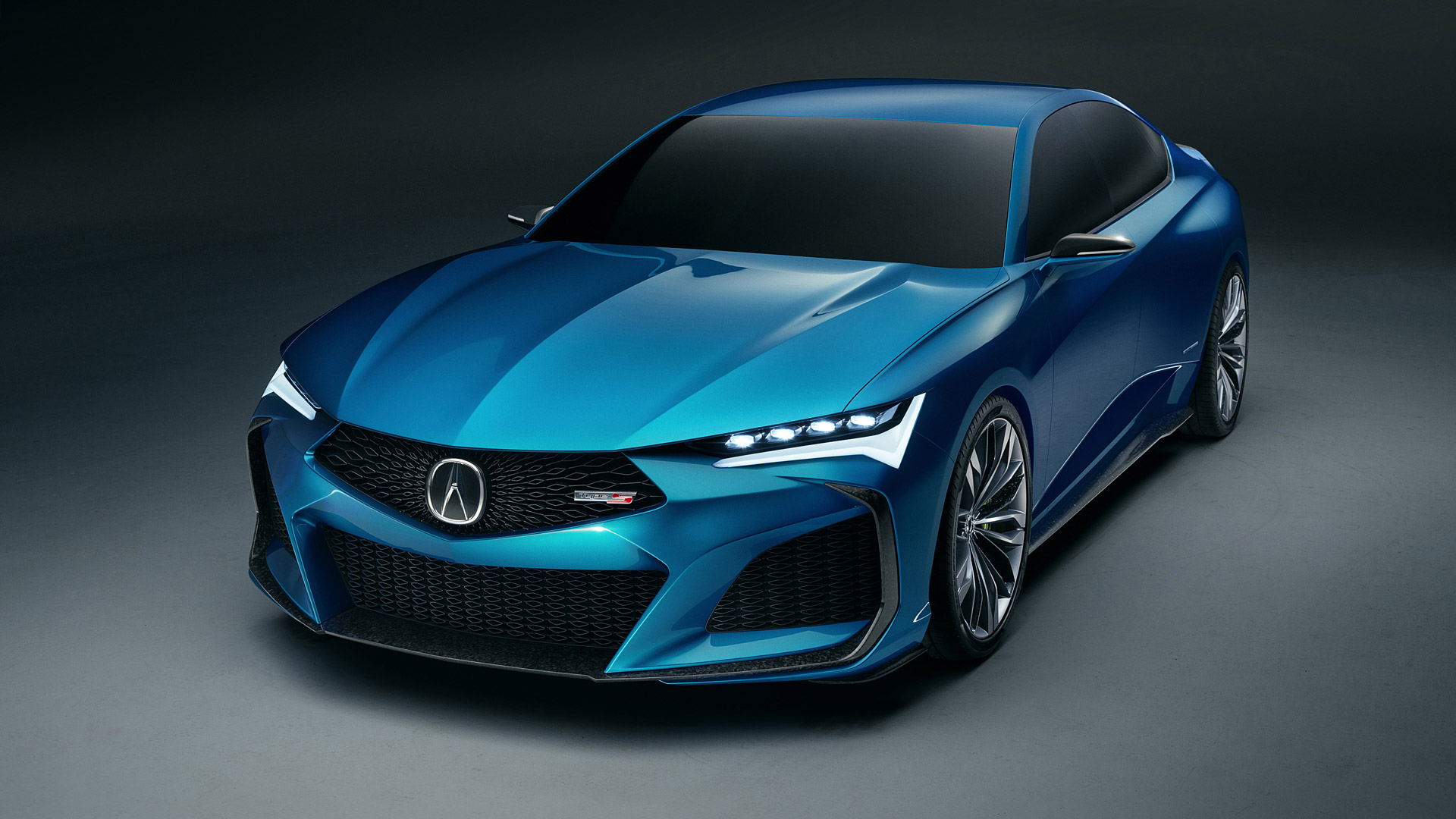2019 Acura Type S Concept Wallpapers Specs Videos   4K HD 1920x1080