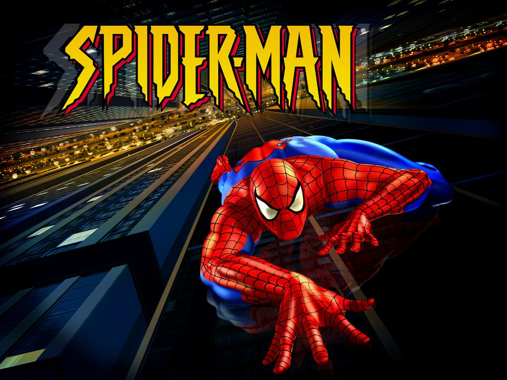 spiderman wallpapers 3d Funny Amazing Images 1024x768
