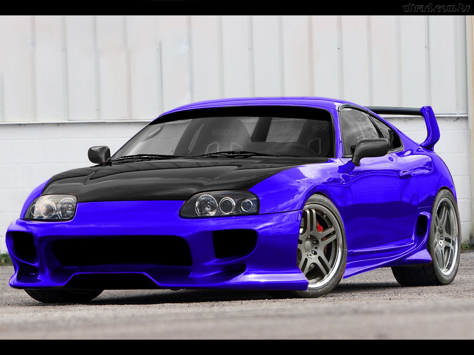 Toyota Supra Wallpaper 22399 Hd Wallpapers in Cars   Imagescicom 1600x1200