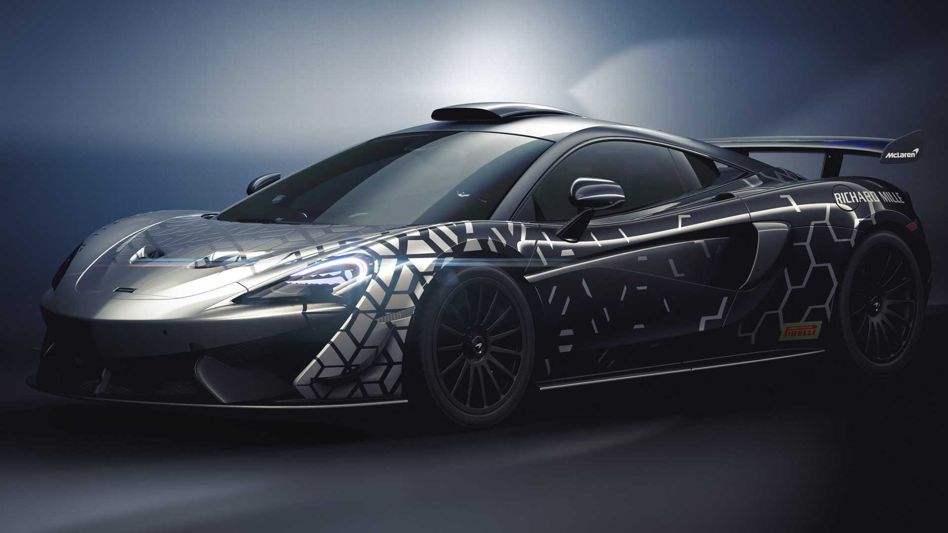 McLaren 620R Revealed As Limited Edition Race Car For The Road 1920x1080