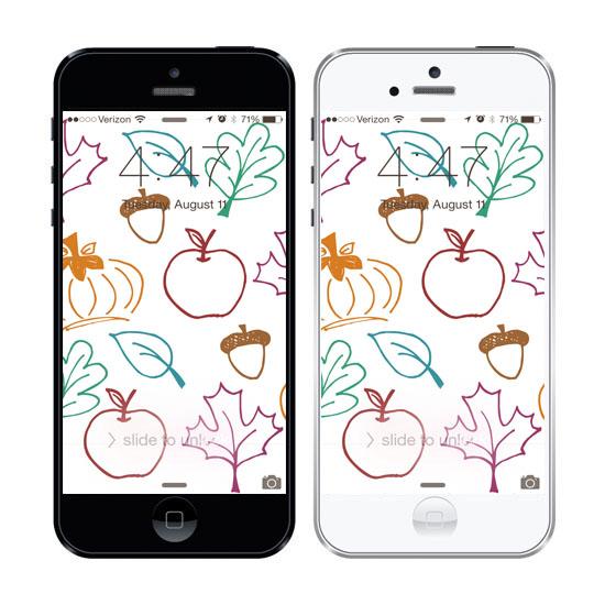 September 2015 Desktop and iPhone Wallpaper   Bumblebreeblog 550x550