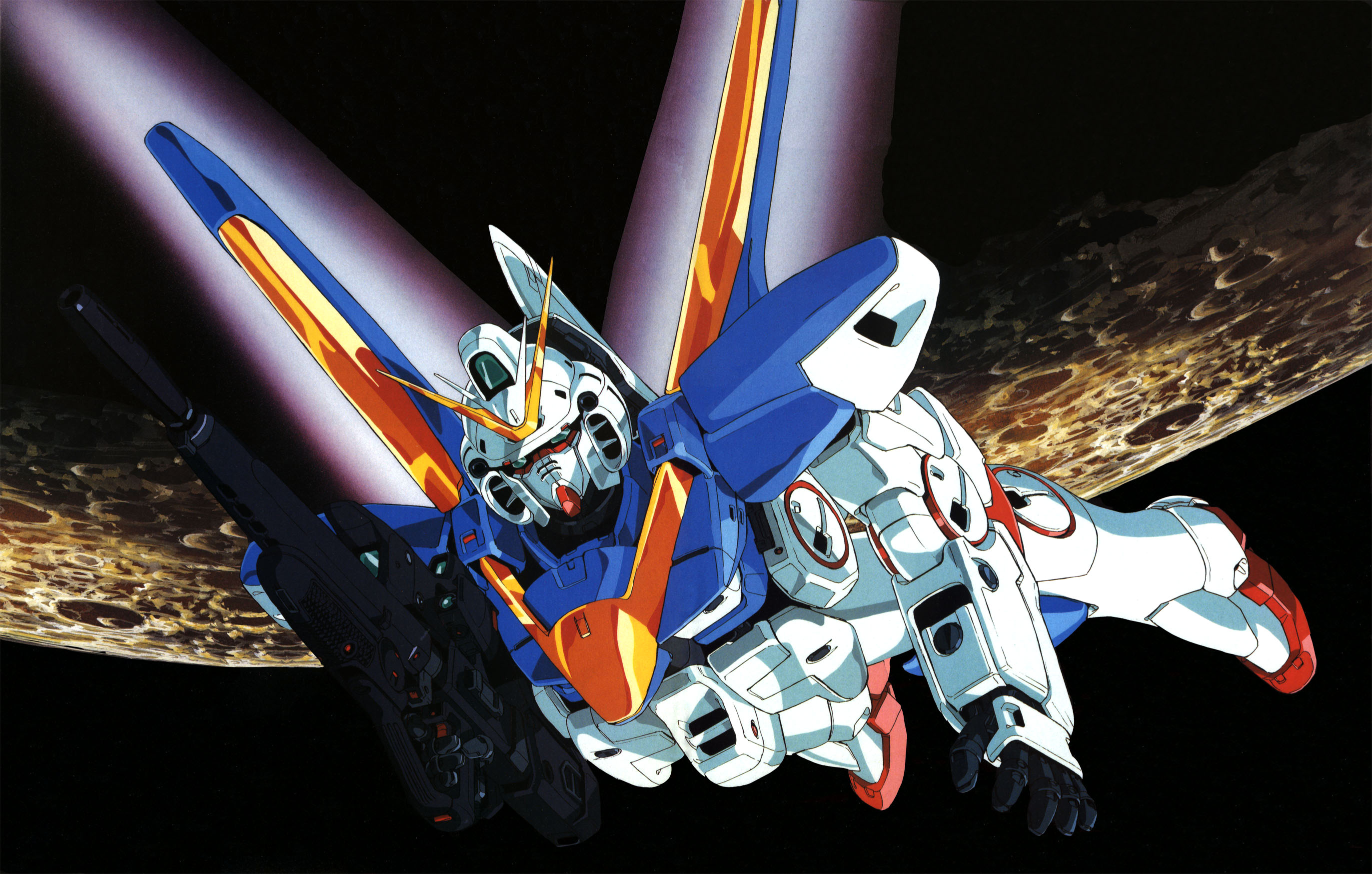 Mobile Suit Gundam Wing wallpaper   ForWallpapercom 2745x1748