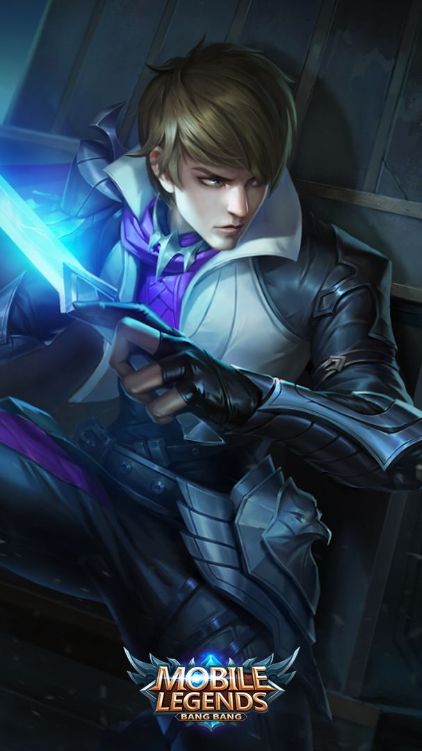 Gusion ML AssassinMage MOBA Skins and Heroes Mobile 607x1080