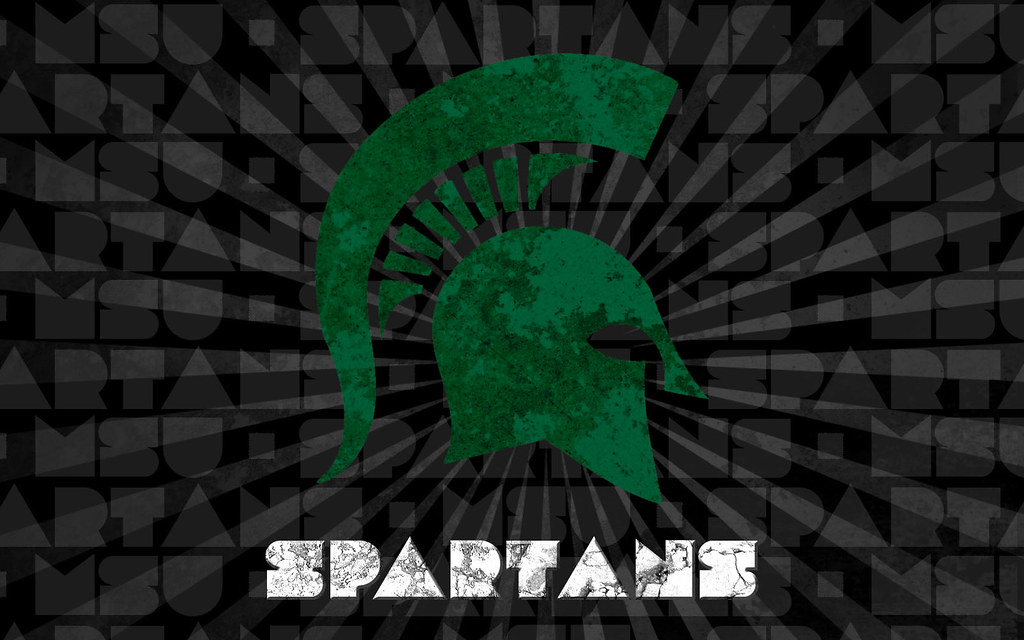 Michigan State Spartans Wallpaper Michigan State Spar Flickr 1024x640