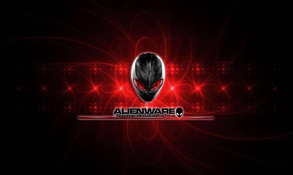 version social l download alienware latest jul alienware red wallpaper 1024x614